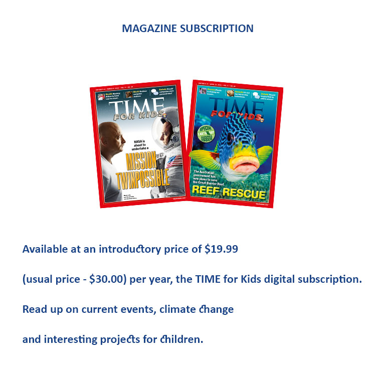 sbc oral english p5 magazines
